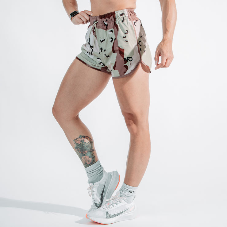 Women's Desert-Chip Performance Training Shorts™