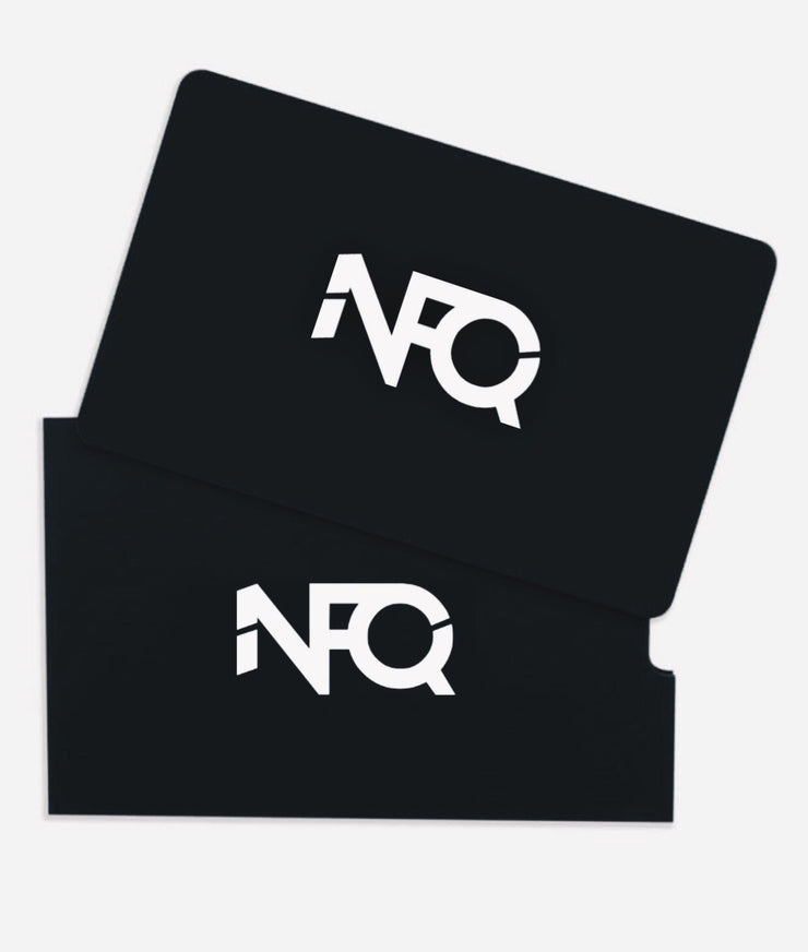NeverFuckingQuit Gift Card