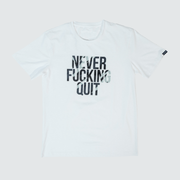 OG NEVERFUCKINGQUIT - White/Tigertac