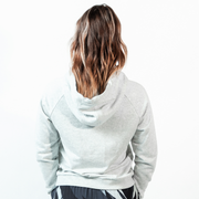 Women's A Different Breed Athletic Hoodie - Heather Grey