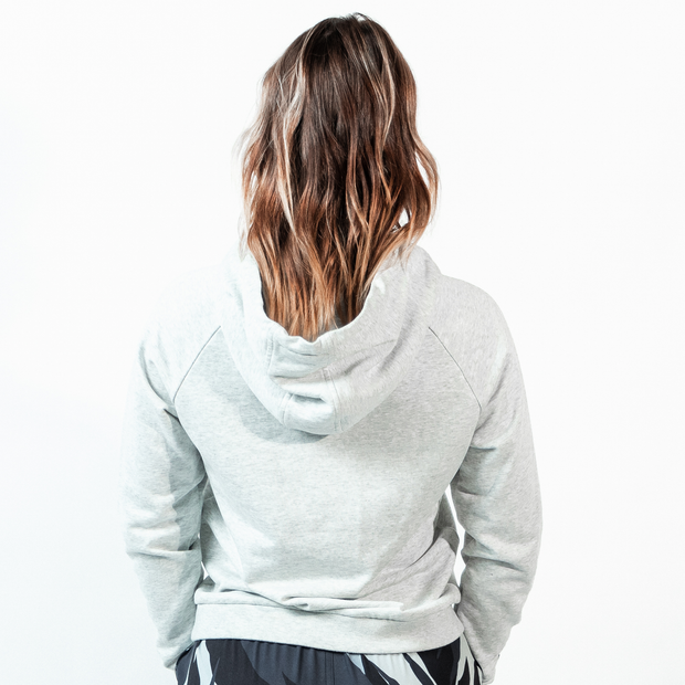 Women's A Different Breed Athletic Hoodie - Heather Grey (PRE-ORDER)