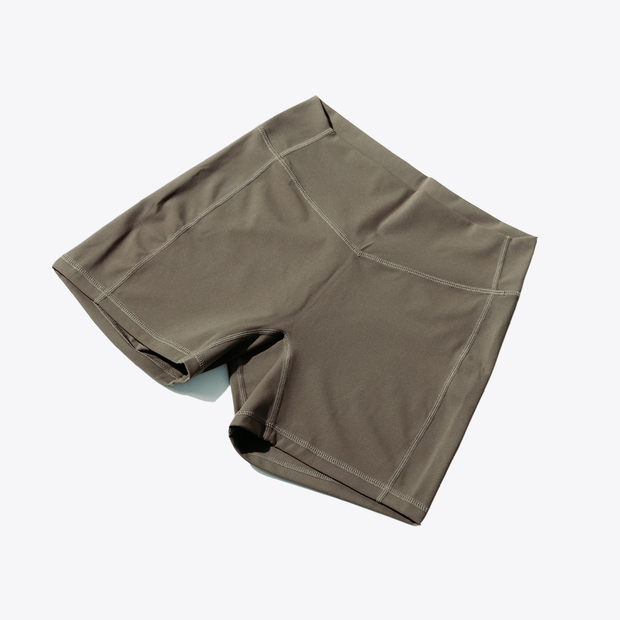 Women's Essence Shorts - OD Green