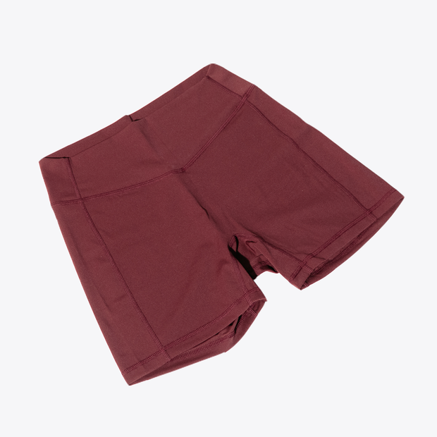 Women's Essence Shorts - Cranberry