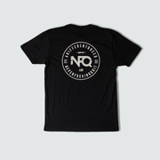 NFQ Stamp - White/Forest Green