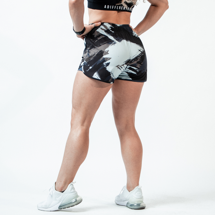 Women's Brush Hyper-Active Training Shorts™