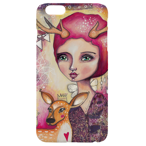 Fawn Whispers Phone Case