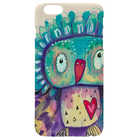 Quirky Bird Phone Case