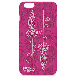 Pink Icon Phone Case