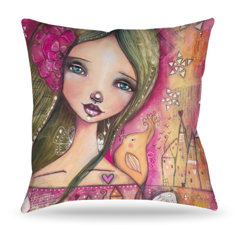 Heart Songs Pillow