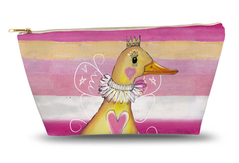Stripped Goose Accessory Pouch