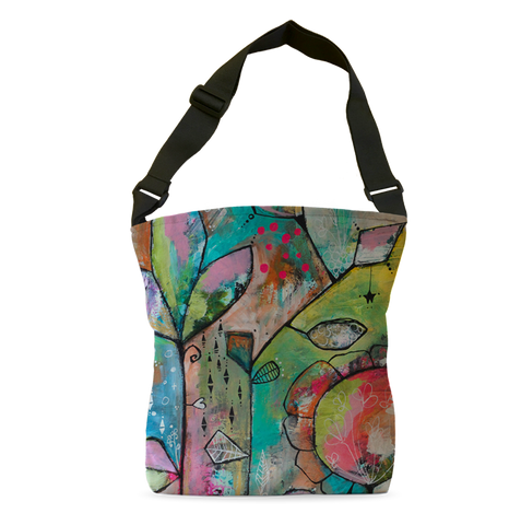 Allow Joy Tote Bag
