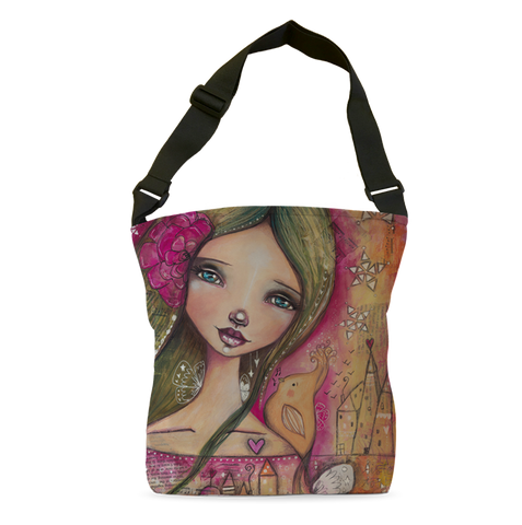 Heart Songs Tote Bag