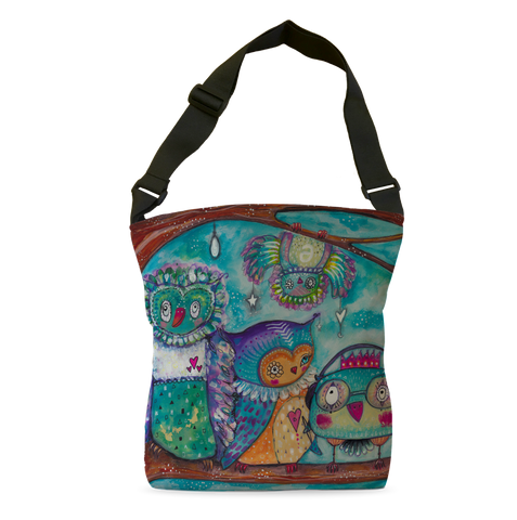 Quirky Group Tote Bag