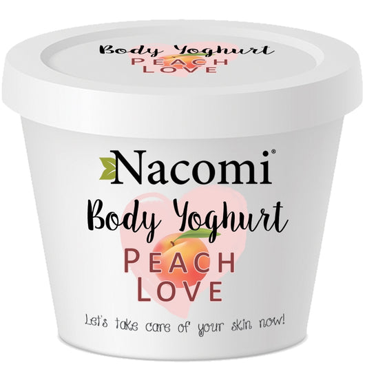 Yogurt corpo Peach love Nacomi