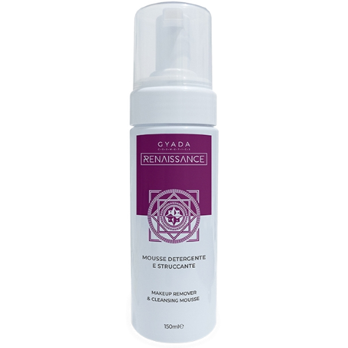 Mousse detergente struccante Gyada Cosmetics