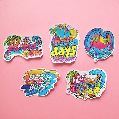 Forever Summer Sticker Pack