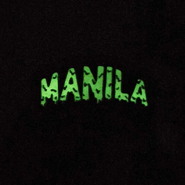 Glow-in-the-Dark Manila Pilipinas Hard Enamel Pin