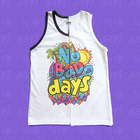 No Bad Days Sleeveless Top