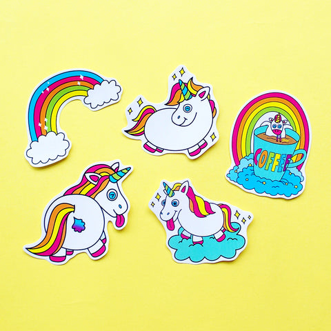 Unicorn Sticker Pack