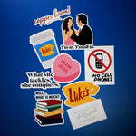 Gilmore Girls Sticker Pack