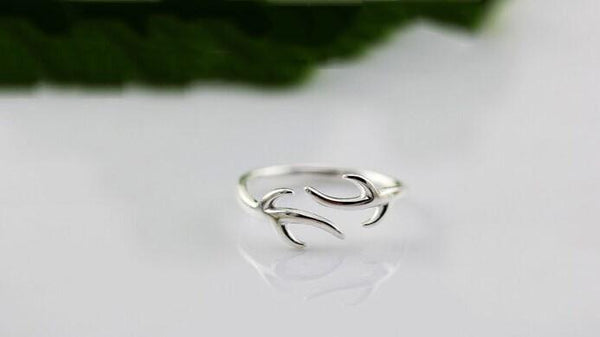 Antlers Ring