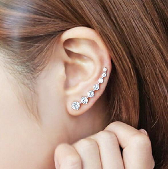 7 Stars Earrings