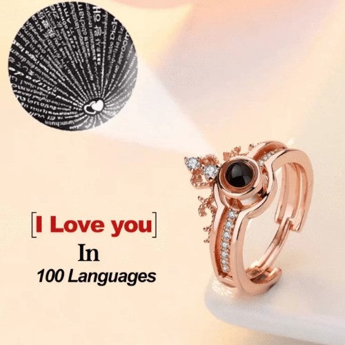 """ I Love You "" in 100 Languages"