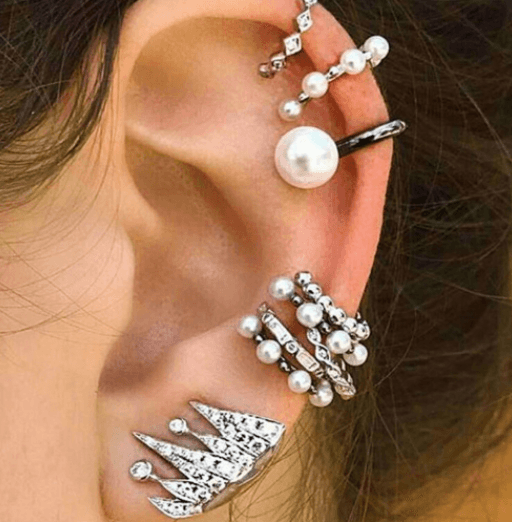 Felicia Earrings Set