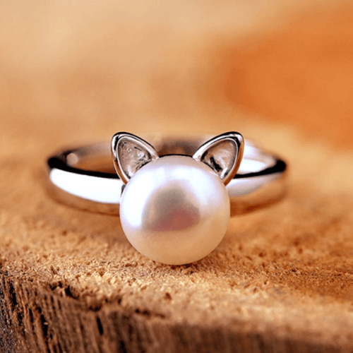 Krystelle Kitty Ring