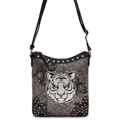 Tiger Western Messenger Bag - Algoma