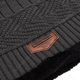 Winter Pure Knitted Hat - Algoma