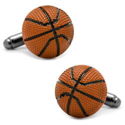 BASKETBALL CUFFLINKS-Algoma