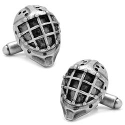 HOCKEY MASK CUFFLINKS-Algoma