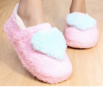 Soft indoor Slippers Cotton-Padded-Algoma