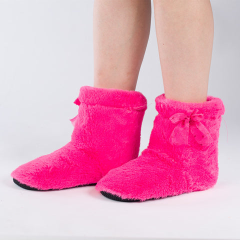 Winter Plush Warm House Slippers-Algoma