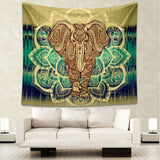Indian Mandala Tapestry Hippie Wall Hanging-Algoma