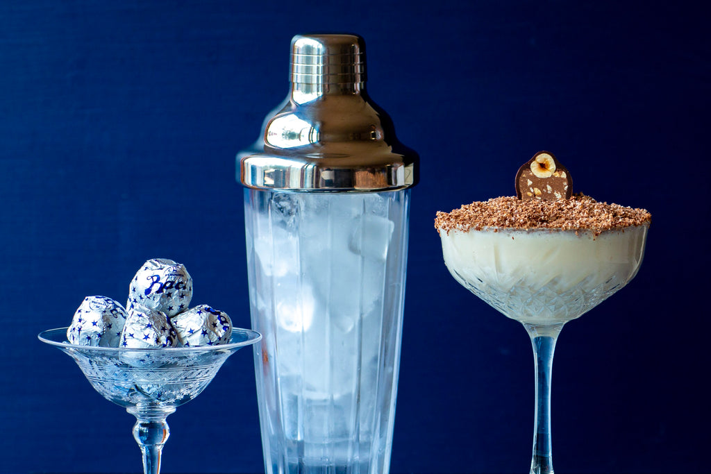 'Sealed with a Kiss' Baci Cocktail Recipe