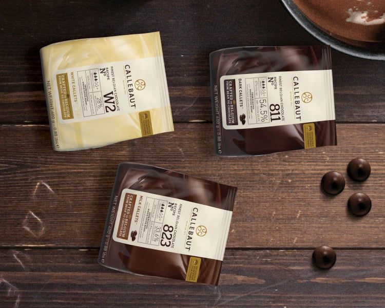 New from Callebaut...