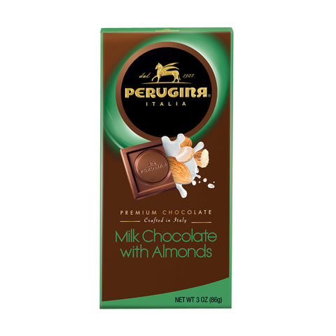 Perugina Milk Chocolate with Almond 12x86g