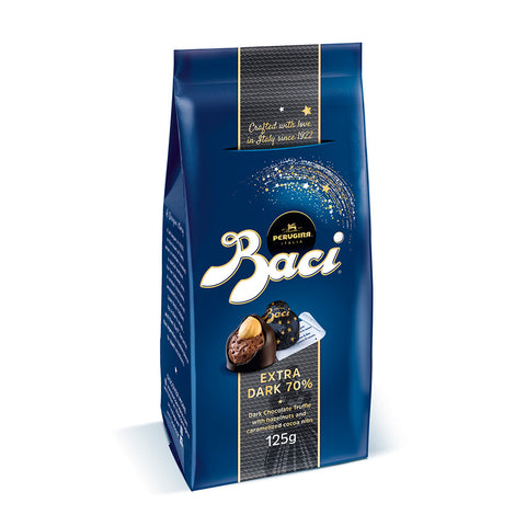 Baci Extra Dark Bag 10 pcs 12x125g
