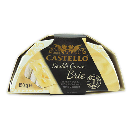 Castello Double Cream Brie 10x150g