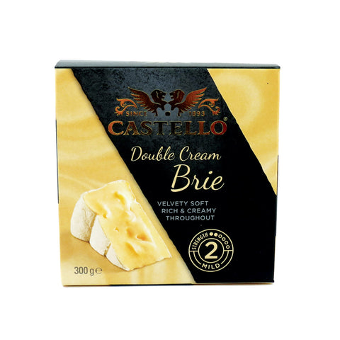 Castello Double Cream Brie 6x300g