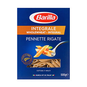 Barilla Penne Whole Grain (12x375g)