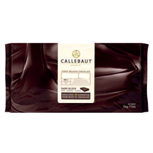 Callebaut Dark Couverture Super Bitter 58% 5x5kg Block