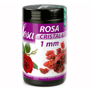 Sosa Flowers Rose Petals 1mm Crystalised 6x500g
