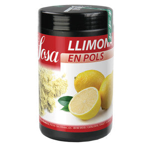 Sosa Fruit Freeze Dried Lemon Powder 6x600g