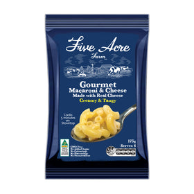 Five Acre Farm Macaroni & Cheese Creamy & Tangy 6x175g