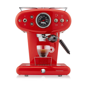 Illy iperEspresso X1 Red 1935 Home Machine