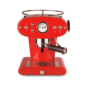 Illy X1 Trio Francis Francis! Red Espresso Machine