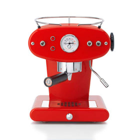Illy X1 Francis Francis! Red Espresso Machine